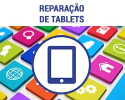 Reparação de tablets